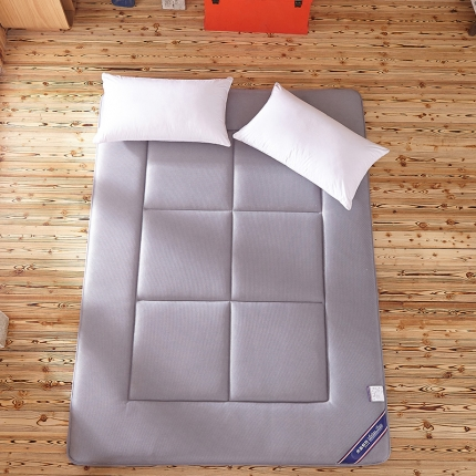 米帛床垫 3D透气蜂窝床垫深沉灰