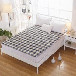 (总)新款法莱绒床护垫可水洗床垫保榻榻米垫子