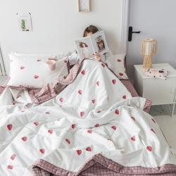(总)莱登卡奴 2019新款全棉小清新夏被系列