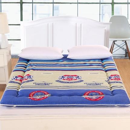 锦诺家纺 磨毛衍缝床垫纽约街头
