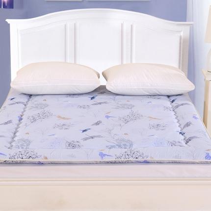锦诺家纺 磨毛衍缝床垫尚影