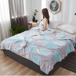 多彩家纺 2019新品毛毯 潘多拉