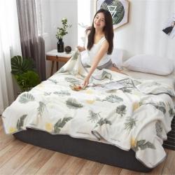 (總)多彩家紡 2019新品毛毯