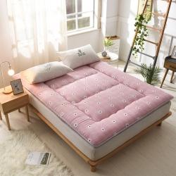 金圣伦 2017水洗棉超厚床垫(回弹不变形)温馨花朵
