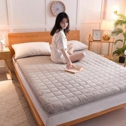 (总)金圣伦 2019新款面包格全棉床垫厚款(4.5cm)