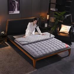 金圣伦床垫2019新款水洗棉床垫厚款(6cm)烟灰色厚款