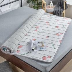金圣伦 2019新款乳胶床垫2公分可爱草莓