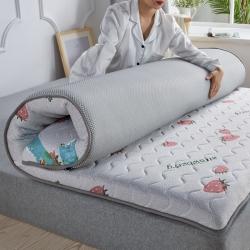 金圣伦 2019新款乳胶床垫10公分可爱草莓