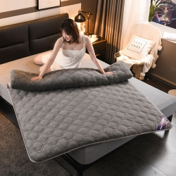 (總)金圣倫 2019水晶絨聚能發熱床墊(5cm)