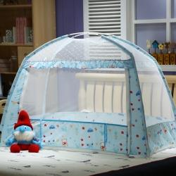(总)三夏光年 2019童年乐园系列蒙古包儿童蚊帐