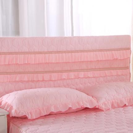 (总)麦蕾迪 炫彩磨毛纯色夹棉床罩
