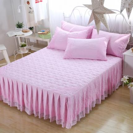 (总)麦蕾迪 水洗棉芳心床裙