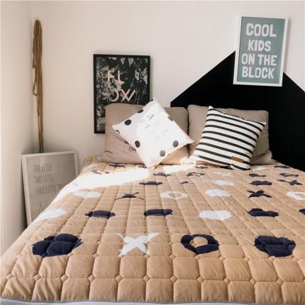 (总)卜古家纺 2018新品床垫保护垫