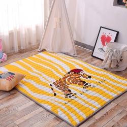 乐事家纺 地垫系列 艾尚斑马