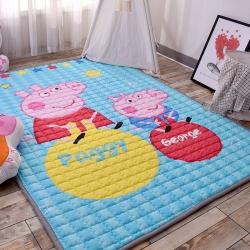 乐事家纺 地垫系列 小猪佩奇