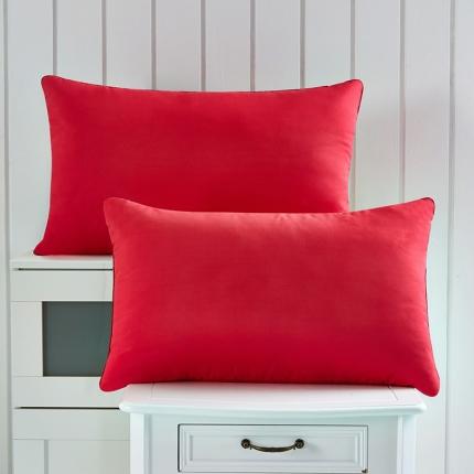 兴煌枕业 彩色的青春舒适安神枕 红色