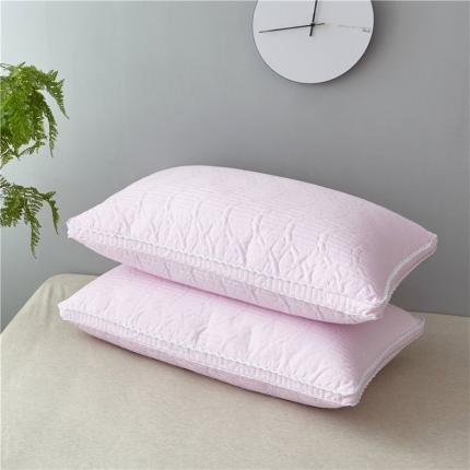 (总)兴煌枕业  2018新款全棉绗缝枕芯