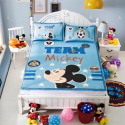 安睡宝 迪士尼米奇系列凉席冰丝席米奇的梦想