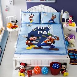 安睡宝 迪士尼米奇系列凉席冰丝席好伙伴