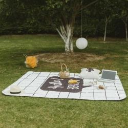 (总)昔可家纺 野餐垫地垫爬爬垫chic韩风系