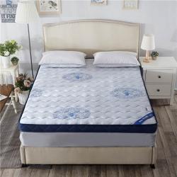 钻爱床垫 针织新款床垫蓝色妖姬10厘米