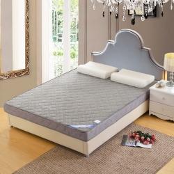 鉆愛床墊 記憶棉床墊立體貝貝絨 灰色