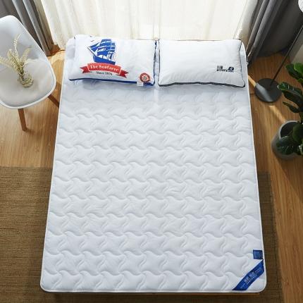 钻爱床垫 2018爆款抗菌防螨可水洗床垫 白色