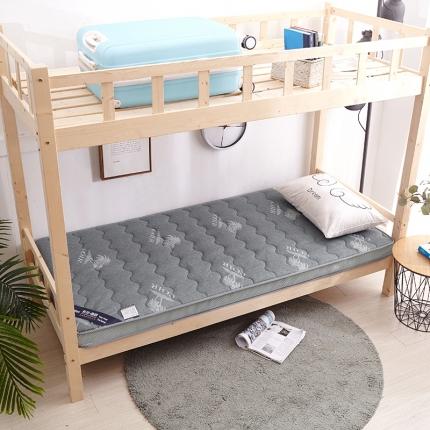 钻爱床垫 2021新款学生针织立体透气床垫6.5cm椰子树