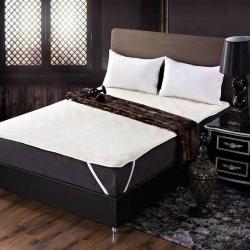 拉菲伯爵 新品羊毛床垫 图片色