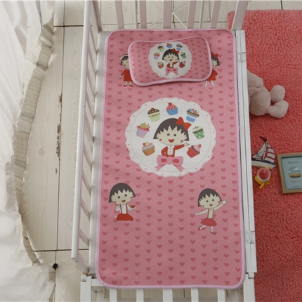 贝贝月家纺 婴幼儿床垫樱桃小丸子