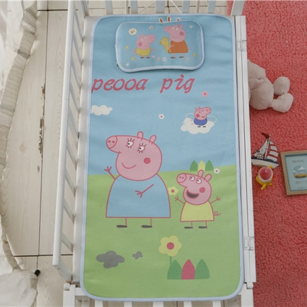贝贝月家纺 婴幼儿床垫小猪佩奇