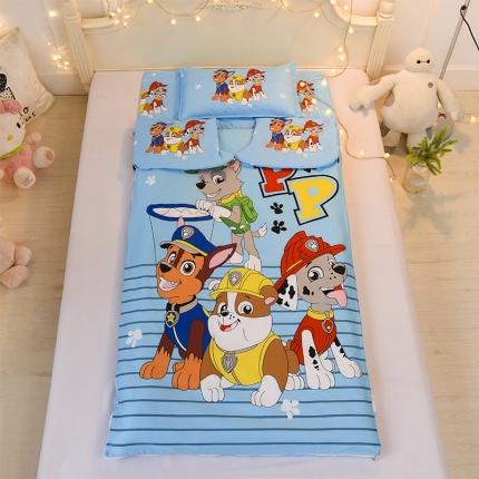 贝贝月家纺 儿童睡袋 汪汪队