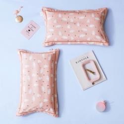 具小象的枕头店【具小象枕套特供】木兮系列-60长绒棉 吉米粉