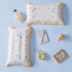 具小象的枕头店 具小象枕套特供花研系列-双层纱 童话林