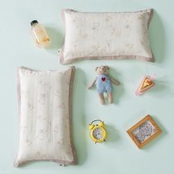 具小象的枕头店 具小象枕套特供花研系列-双层纱 小萌友