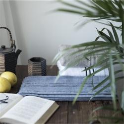 (总)以梦为马 2018新款3条直线浴巾(花色备注)