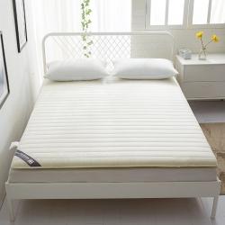 (总)帛奴家纺 全棉纯色加厚床垫