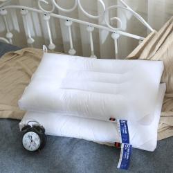 启艾枕芯     全棉简约羽丝绒定型枕芯