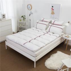 床垫 垫子 羽绒床垫 羽绒被 羽绒