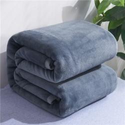 总-雅萱-云貂绒毛毯法兰绒毛毯珊瑚绒毛毯午睡毯法莱绒床单盖毯