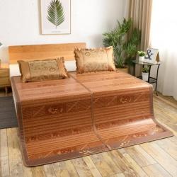 夏季凉席竹双面竹席凉席1.8家用床席夏席子1.5m2m双人
