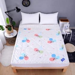 (总)心悦家纺 全棉可机洗整张羽丝棉填充夏被空调被