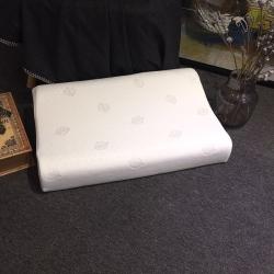 梦享橙世 枕芯 平板乳胶枕