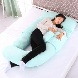 好孕家纺 气泡棉孕妇枕  气泡棉G型孕妇枕