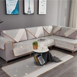 (总)Djs-Home 简欧款全棉沙发垫