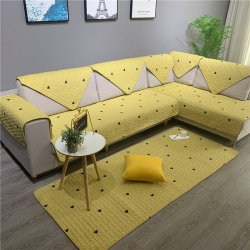Djs-Home 北欧款全棉沙发垫 知心