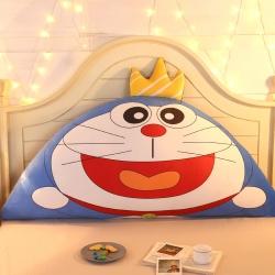 激萌时代 2017新款卡通床头大靠背靠垫大抱枕 皇冠叮当猫