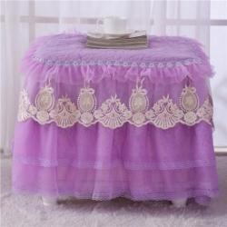 浩情国际 田园爱情-小柜子罩系列 47*57cm/只 紫