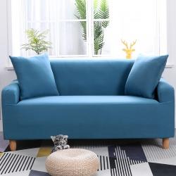 (总)布兰鸟家纺 纯色沙发套