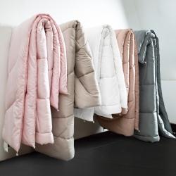 (总)巴宝路 2019新款澳洲羊毛双层控温被羊毛冬被四季被